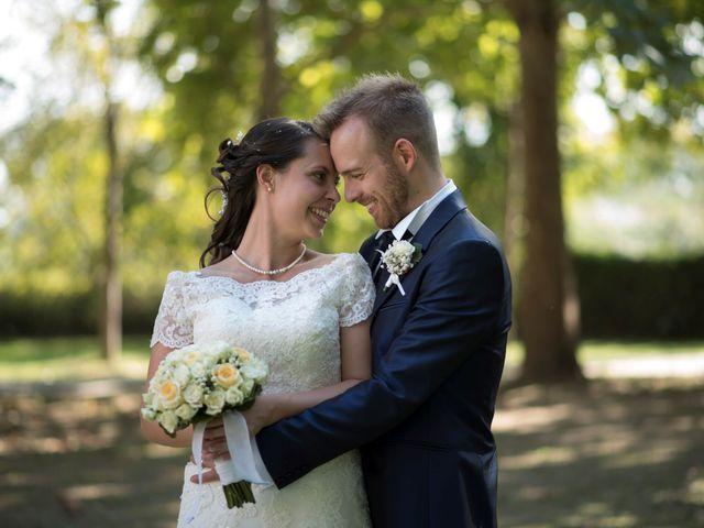 Il matrimonio di Michele e Martina a Nogara, Verona 34