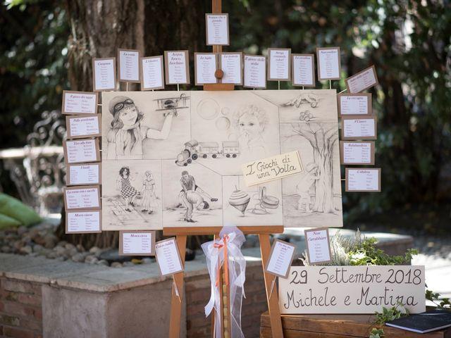 Il matrimonio di Michele e Martina a Nogara, Verona 41