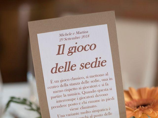 Il matrimonio di Michele e Martina a Nogara, Verona 43
