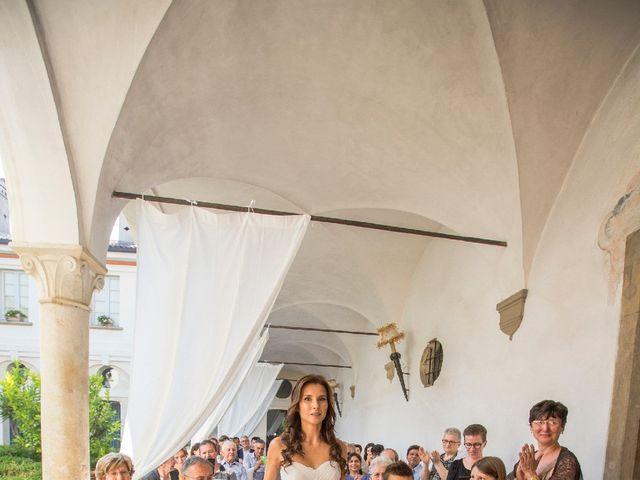 Il matrimonio di Fabio e Daniela a Carobbio degli Angeli, Bergamo 15