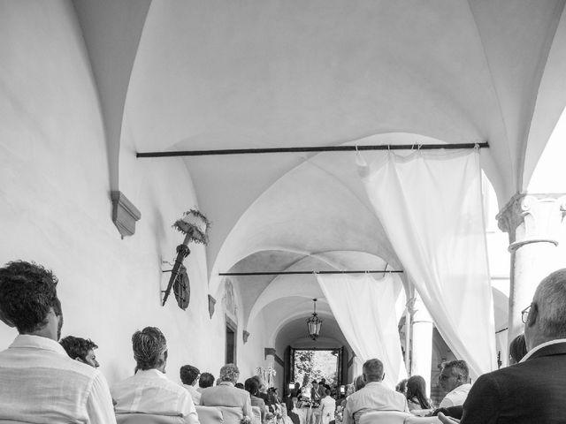 Il matrimonio di Fabio e Daniela a Carobbio degli Angeli, Bergamo 16