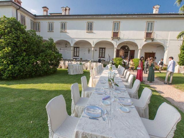 Il matrimonio di Fabio e Daniela a Carobbio degli Angeli, Bergamo 23