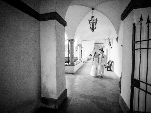 Il matrimonio di Fabio e Daniela a Carobbio degli Angeli, Bergamo 30