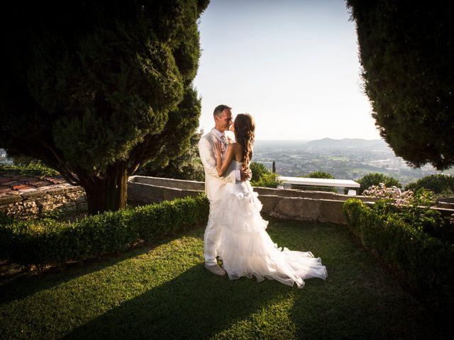 Il matrimonio di Fabio e Daniela a Carobbio degli Angeli, Bergamo 33