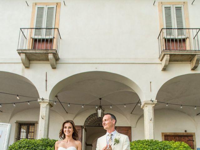 Il matrimonio di Fabio e Daniela a Carobbio degli Angeli, Bergamo 36