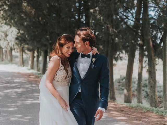 Le nozze di Milena e Salvatore