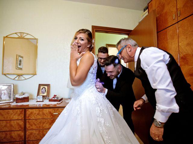 Il matrimonio di Valeria e Lino a Capurso, Bari 7