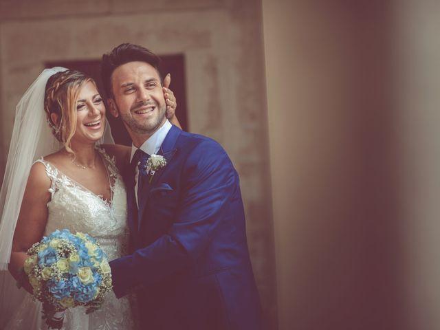 Il matrimonio di Valeria e Lino a Capurso, Bari 24