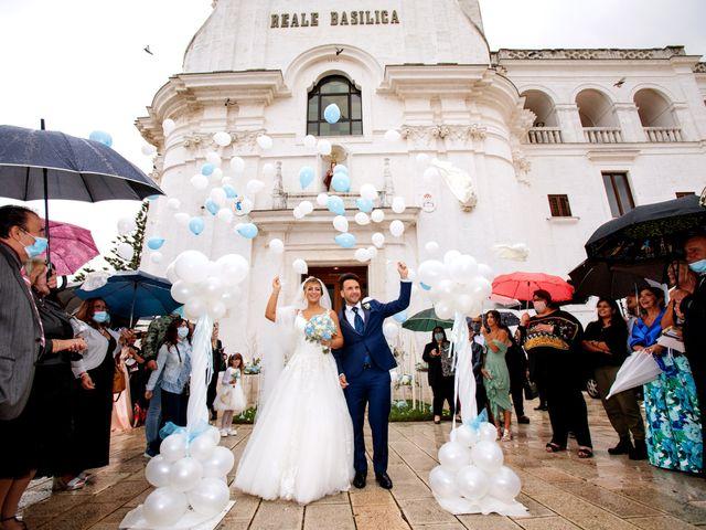 Il matrimonio di Valeria e Lino a Capurso, Bari 25