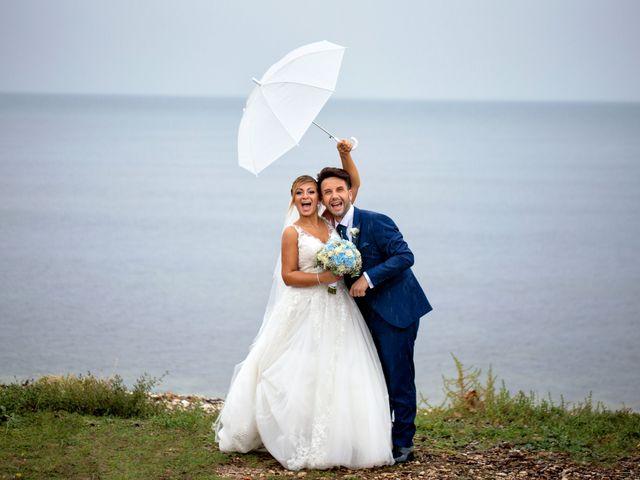 Il matrimonio di Valeria e Lino a Capurso, Bari 30