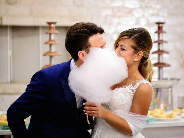 Il matrimonio di Valeria e Lino a Capurso, Bari 37