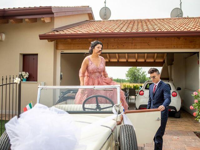 Il matrimonio di Devis e Francisca a Sommacampagna, Verona 30