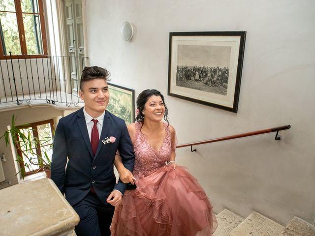 Il matrimonio di Devis e Francisca a Sommacampagna, Verona 32