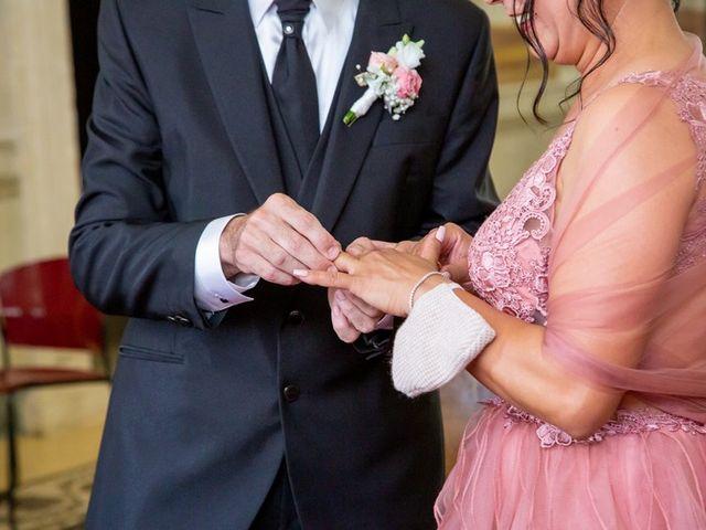 Il matrimonio di Devis e Francisca a Sommacampagna, Verona 35