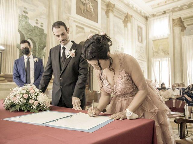 Il matrimonio di Devis e Francisca a Sommacampagna, Verona 38