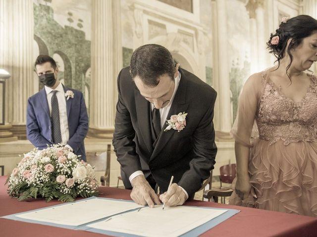 Il matrimonio di Devis e Francisca a Sommacampagna, Verona 39