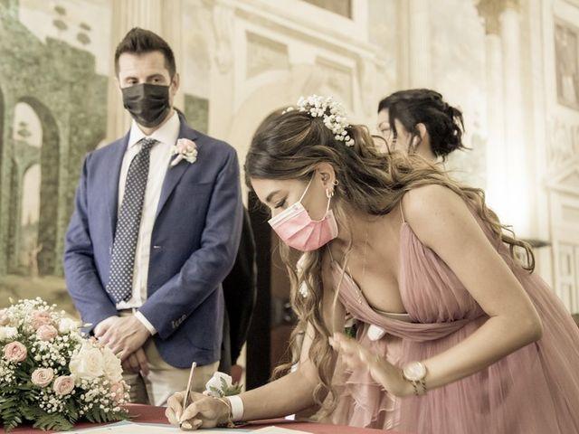Il matrimonio di Devis e Francisca a Sommacampagna, Verona 40