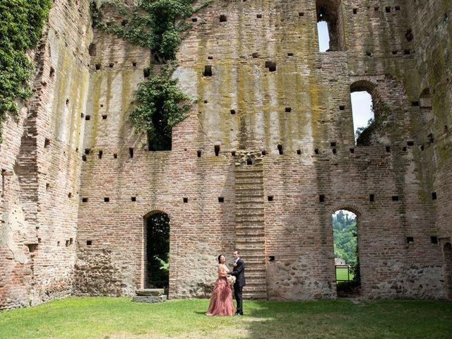 Il matrimonio di Devis e Francisca a Sommacampagna, Verona 43