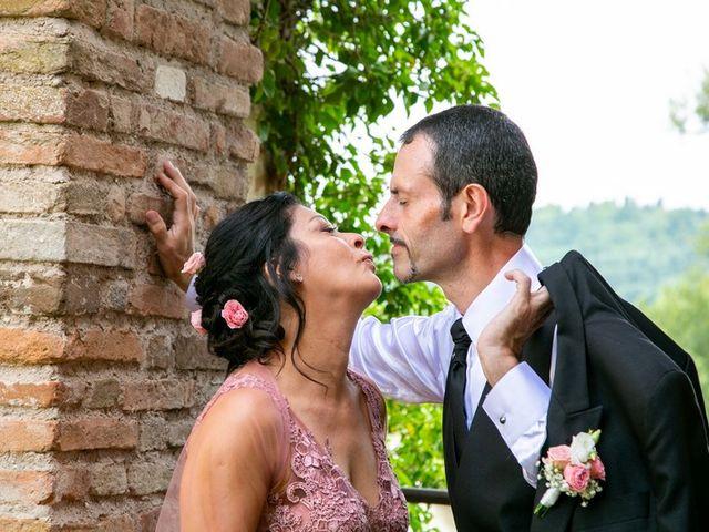 Il matrimonio di Devis e Francisca a Sommacampagna, Verona 44