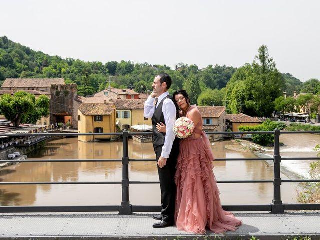 Il matrimonio di Devis e Francisca a Sommacampagna, Verona 46