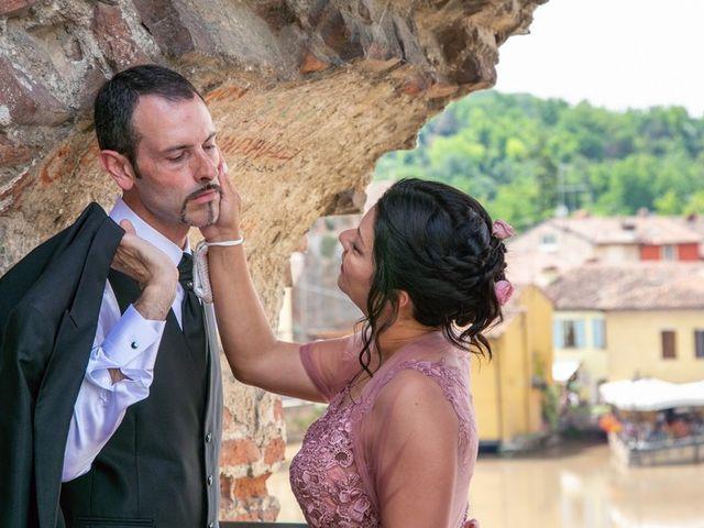 Il matrimonio di Devis e Francisca a Sommacampagna, Verona 48