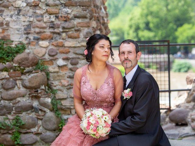 Il matrimonio di Devis e Francisca a Sommacampagna, Verona 49
