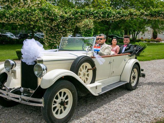 Il matrimonio di Devis e Francisca a Sommacampagna, Verona 50