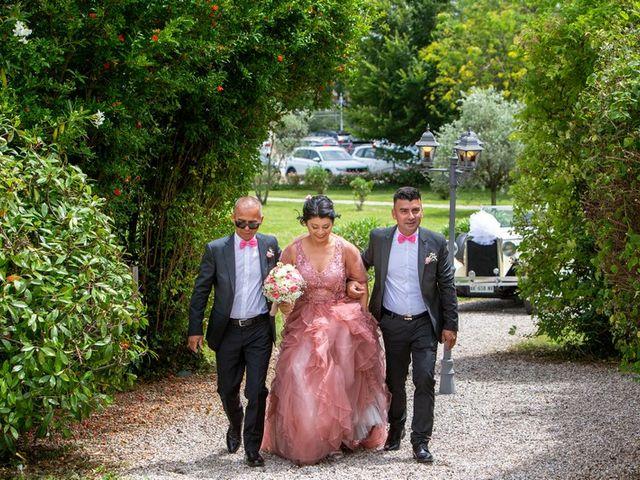 Il matrimonio di Devis e Francisca a Sommacampagna, Verona 52