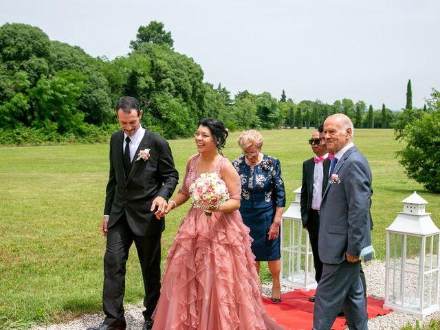 Il matrimonio di Devis e Francisca a Sommacampagna, Verona 54