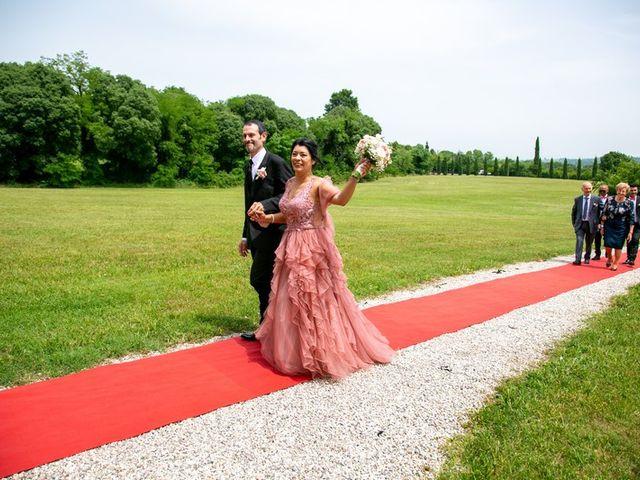 Il matrimonio di Devis e Francisca a Sommacampagna, Verona 55