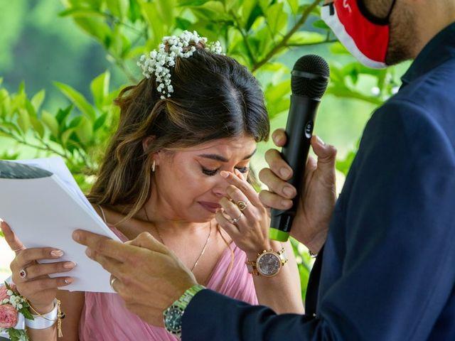 Il matrimonio di Devis e Francisca a Sommacampagna, Verona 58