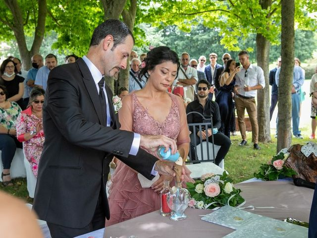 Il matrimonio di Devis e Francisca a Sommacampagna, Verona 61