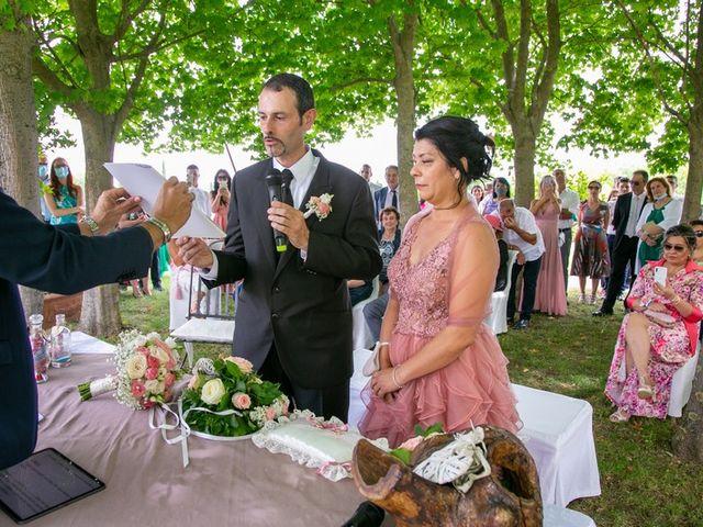 Il matrimonio di Devis e Francisca a Sommacampagna, Verona 64