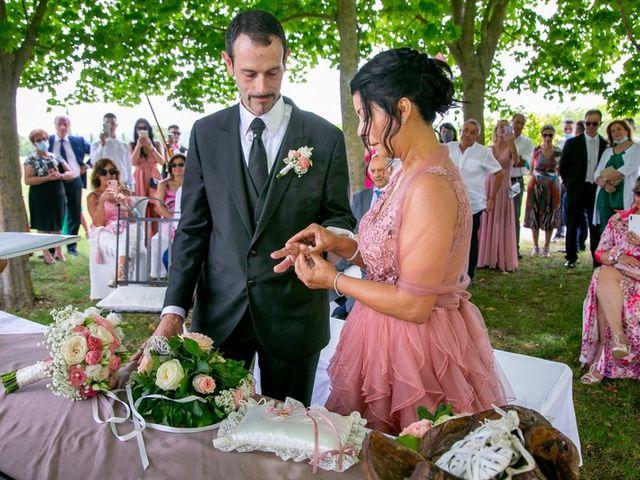 Il matrimonio di Devis e Francisca a Sommacampagna, Verona 66