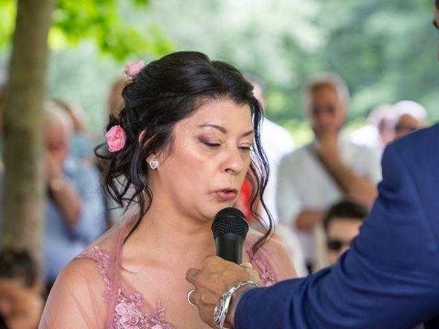 Il matrimonio di Devis e Francisca a Sommacampagna, Verona 68