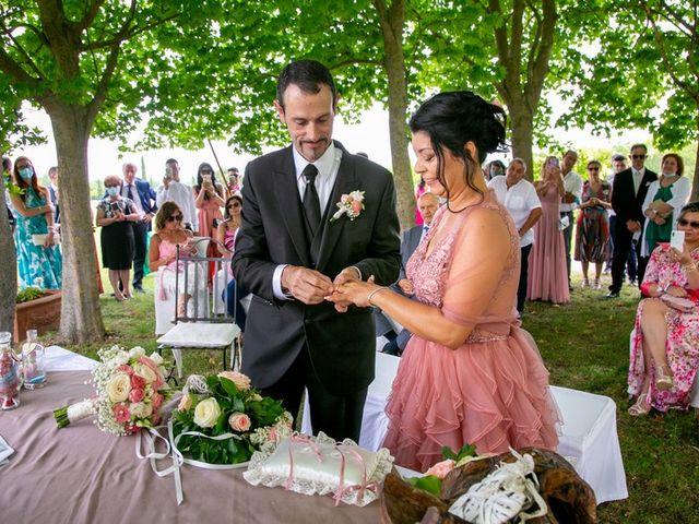 Il matrimonio di Devis e Francisca a Sommacampagna, Verona 69