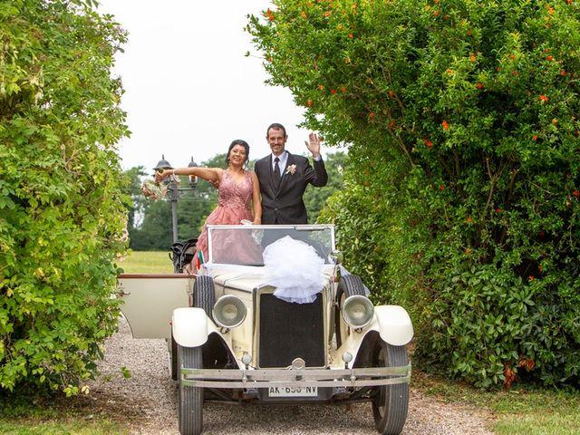 Il matrimonio di Devis e Francisca a Sommacampagna, Verona 75