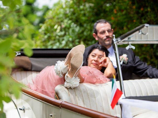 Il matrimonio di Devis e Francisca a Sommacampagna, Verona 77