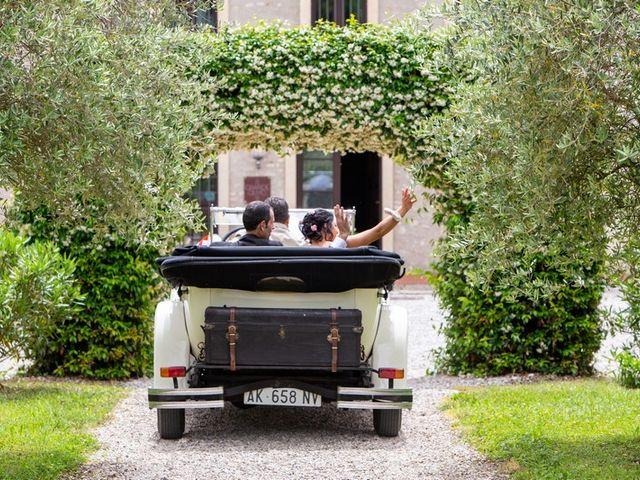 Il matrimonio di Devis e Francisca a Sommacampagna, Verona 79