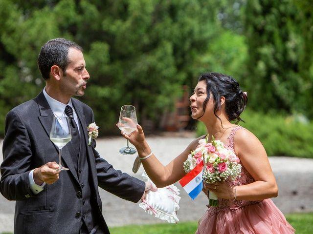 Il matrimonio di Devis e Francisca a Sommacampagna, Verona 81