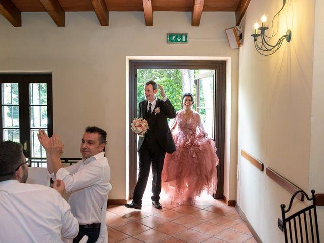 Il matrimonio di Devis e Francisca a Sommacampagna, Verona 85