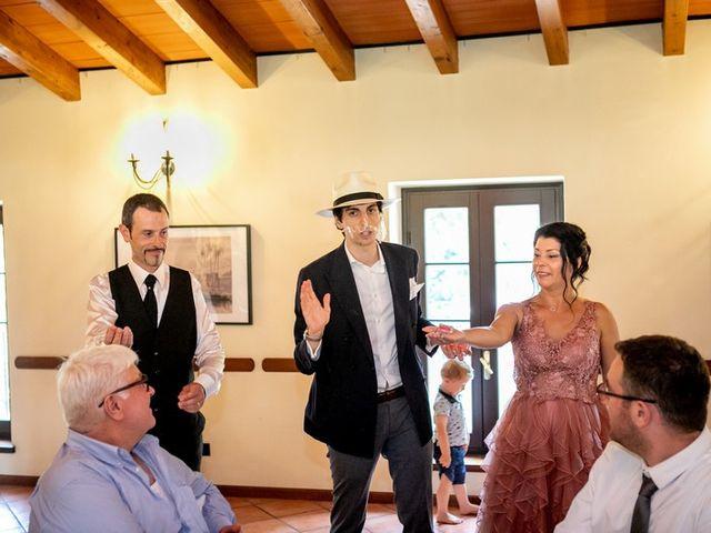 Il matrimonio di Devis e Francisca a Sommacampagna, Verona 90