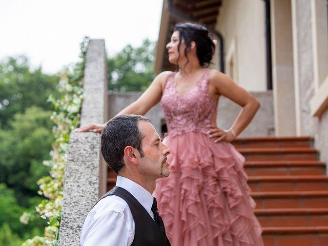 Il matrimonio di Devis e Francisca a Sommacampagna, Verona 98
