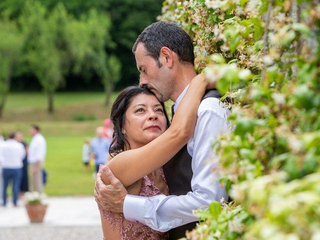 Il matrimonio di Devis e Francisca a Sommacampagna, Verona 99
