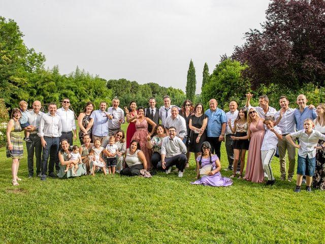 Il matrimonio di Devis e Francisca a Sommacampagna, Verona 107