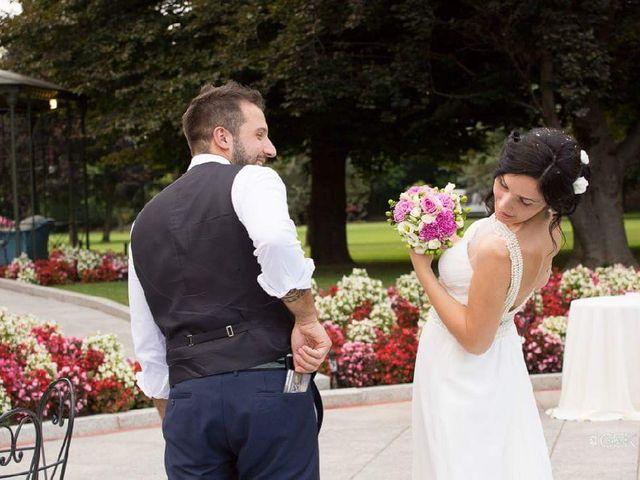 Il matrimonio di Andrea e Anna a Brescia, Brescia 33
