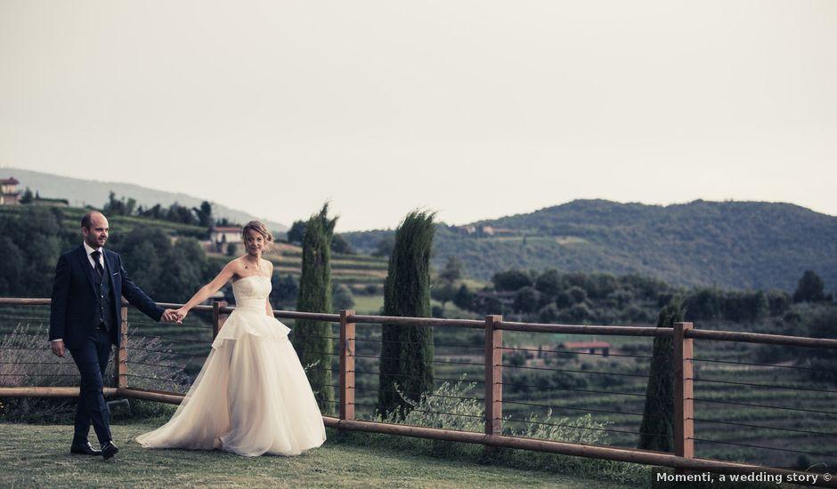 Il matrimonio di Stefano e Silvia a Gussago, Brescia