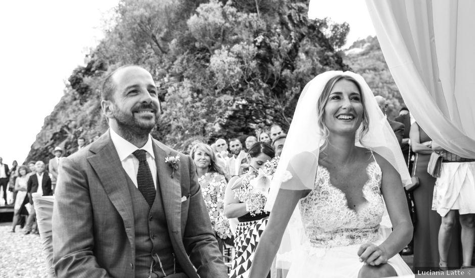 Il matrimonio di Stefano e Lucrezia a Ischia, Napoli