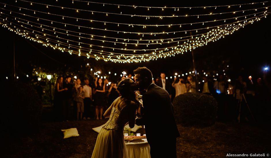 Il matrimonio di Dylber e Silvia a Firenze, Firenze