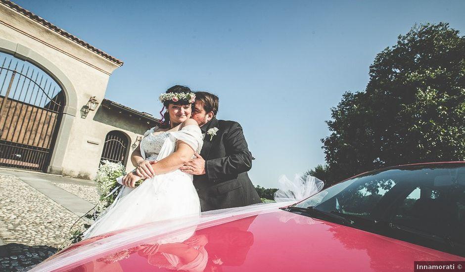 Il matrimonio di Emanuele e Liana a Azzano Mella, Brescia